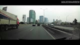 Gambar cover Dari Bogor Ke BSD City via Tol Jagorawi
