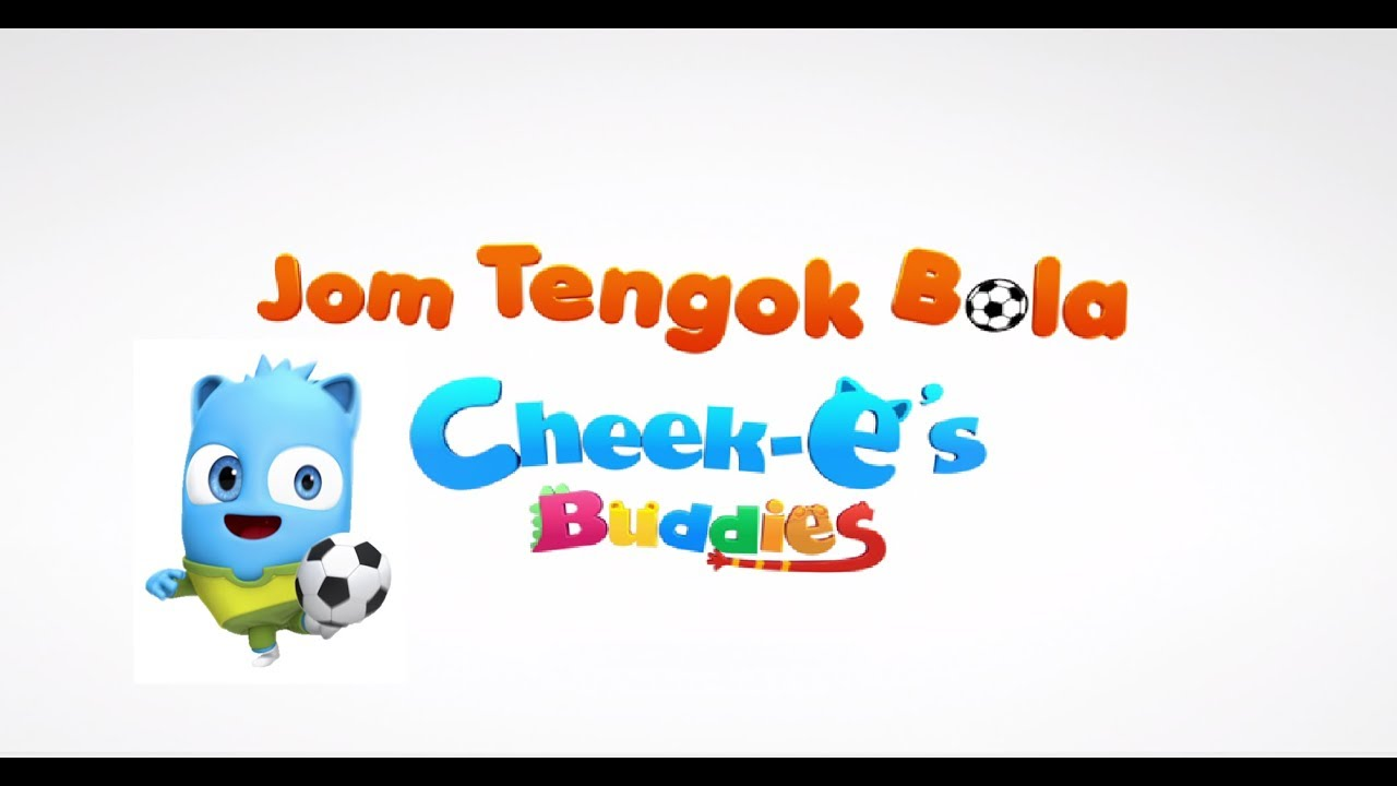 Cheek-E's Buddies / Bola / FIFA World CUP Russia 2018  (#cheekesbuddies2018)