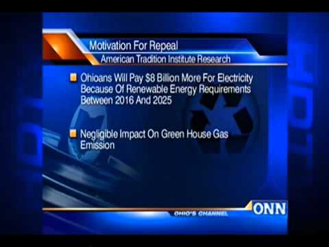 ATI Ohio Renewable Energy Cost Study Spurs Repeal Effort