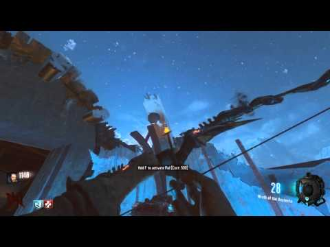Der Eisendrache Fire bow 1st & 2nd step shortcut - Black Ops III Zombies