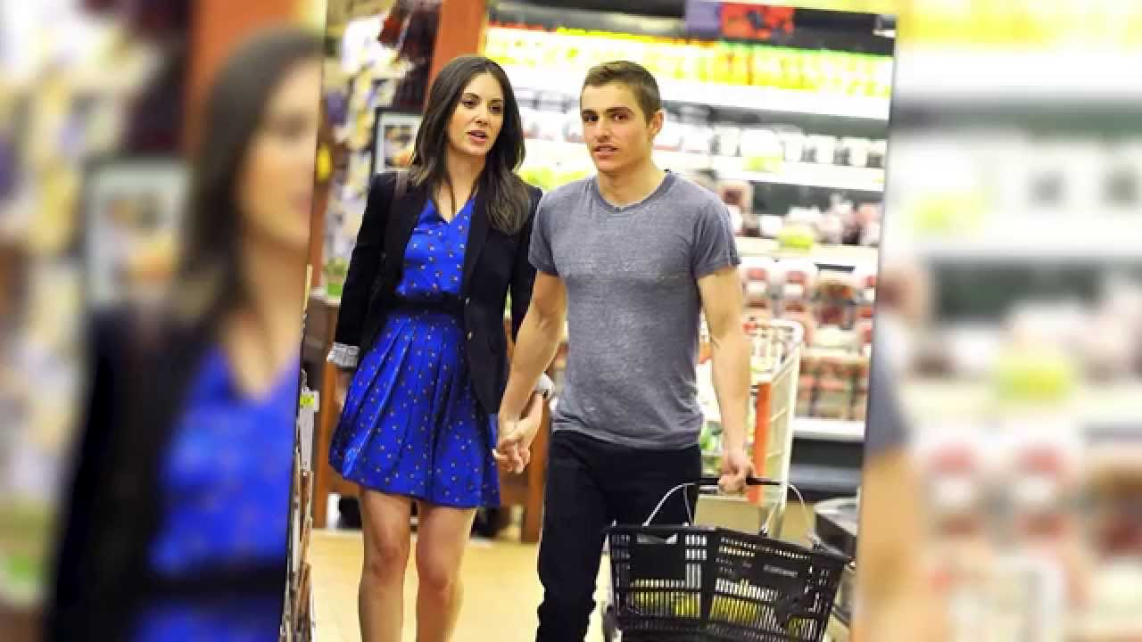 Image result for Alison Brie and Dave franco grocery store