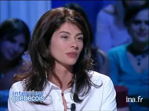 Interview québécois Audrey Benoît - Archive INA