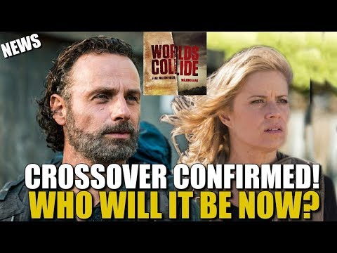 The Walking Dead & Fear The Walking Dead Crossover Confirmed - Who Will Crossover?