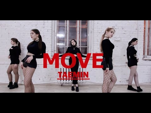 [K-POP DANCE COVER] TAEMIN_태민 - MOVE cover by New★Nation