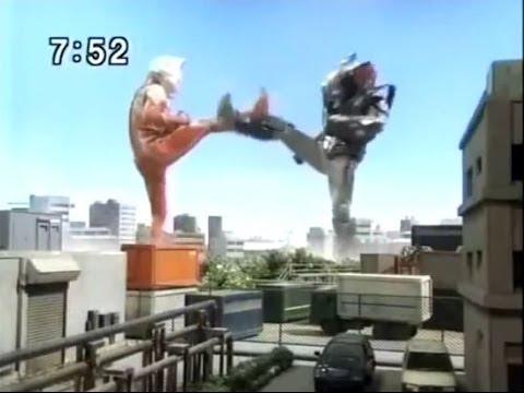 Ultraman Max vs Kerus