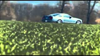 Ford Mustang GT mit Akrapovic Sportauspuff