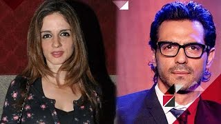 Hrithik Roshan's Ex-Wife Sussane Khan On Her RELATIONSHIP With Arjun Rampal! | Bollywood news