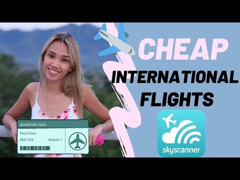 Skyscanner Flights || Manila To Berlin For 11'302 PHP || TUTORIAL AND TIPS FOR CHEAP TICKETS