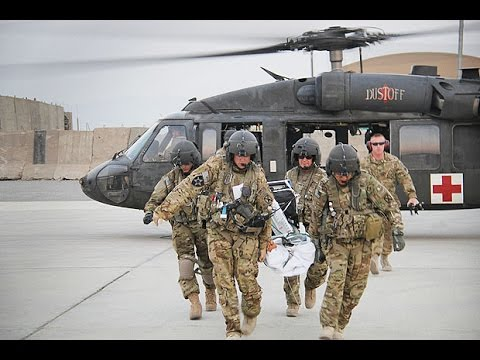 Medical Evacuation (MEDEVAC) (documentary)