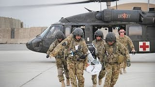 Medical Evacuation (MEDEVAC) (documentary)