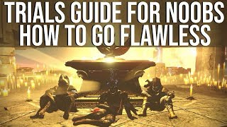 Trials of Osiris Guide for Noobs: How to get to the Lighthouse in Destiny 2
