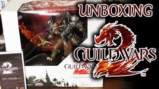 Unboxing: Guild Wars 2 Sběratelská edice