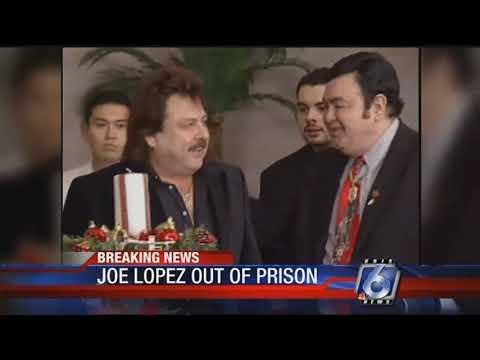 Former Tejano superstar Joe Lopez released from prison