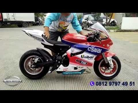 Thumbnail: medium gp 50cc 4 Tak Matic | Motor Mini