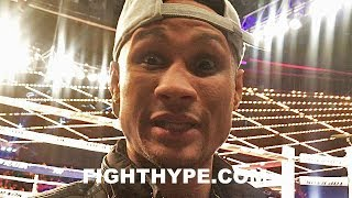"REGIS PROGRAIS DESCRIBES ERROL SPENCE'S ""RUIN YOU"" STYLE; EXPLAINS WHY HE BEATS THURMAN & CRAWFORD"