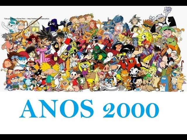 Retrospectiva Desenhos Da Decada De 2000 2000 A 2010 Youtube