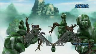 Elefunk PlayStation 3 Gameplay - Look Out Below