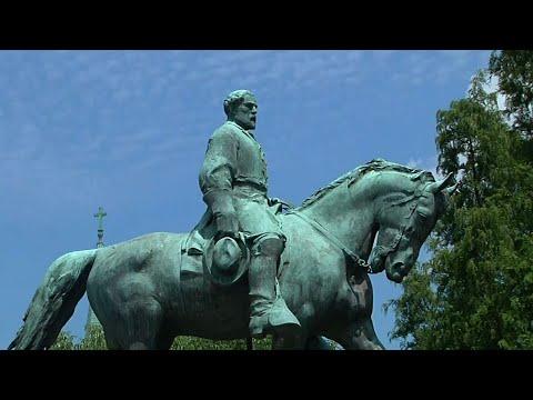 Confederate Symbols Still Spur National Division