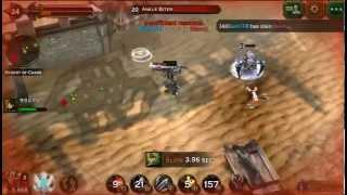 ANGEL STONE - DESERT OF CHAOS Battle Zone