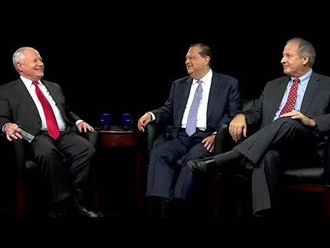 Spencer Abraham, Vin Weber, & Bill Kristol on Congress, President Trump, & the Parties