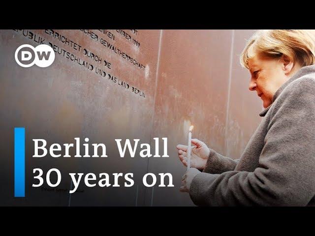 Merkel's speech on 30th anniversary of the fall of the Berlin Wall | DW News