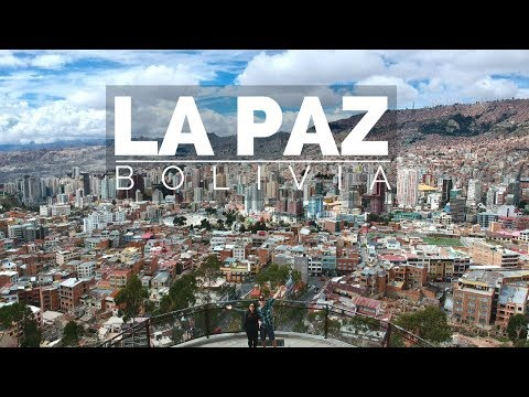 BOLIVIA: 1 DAY IN LA PAZ - TRIP & ITINERARY