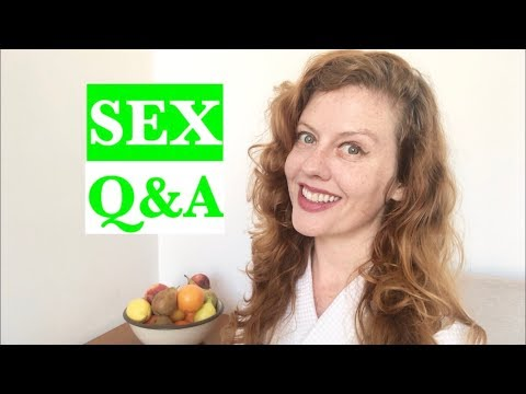 Q&A Sex, Lubricant, Erotic Tickling, Couples & Anal Sex Toys
