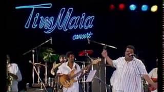 Tim Maia - Do leme ao pontal (Ao vivo).wmv