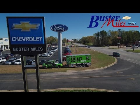 buster miles chevy ford hail damage repair the dent guys heflin. Cars Review. Best American Auto & Cars Review