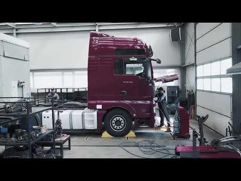 Сервис ООО ПРИМА-ТРАНС - официальный сервис MAN Truck&Bus