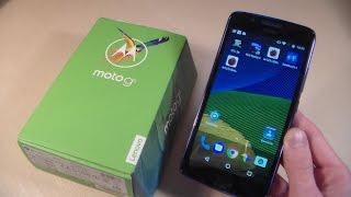 Обзор Motorola Moto G5 (XT1676)