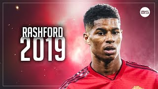 EVERY Marcus Rashford GOAL for Man United  2016-19 HD