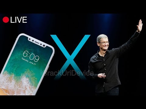 Download Youtube: iPhone X, 8 Event - LIVE Video Stream: Sept 2017 Apple Keynote!