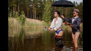 Самые крутые случаи на рыбалке Приколы на рыбалке 2021 Шок рыбалка