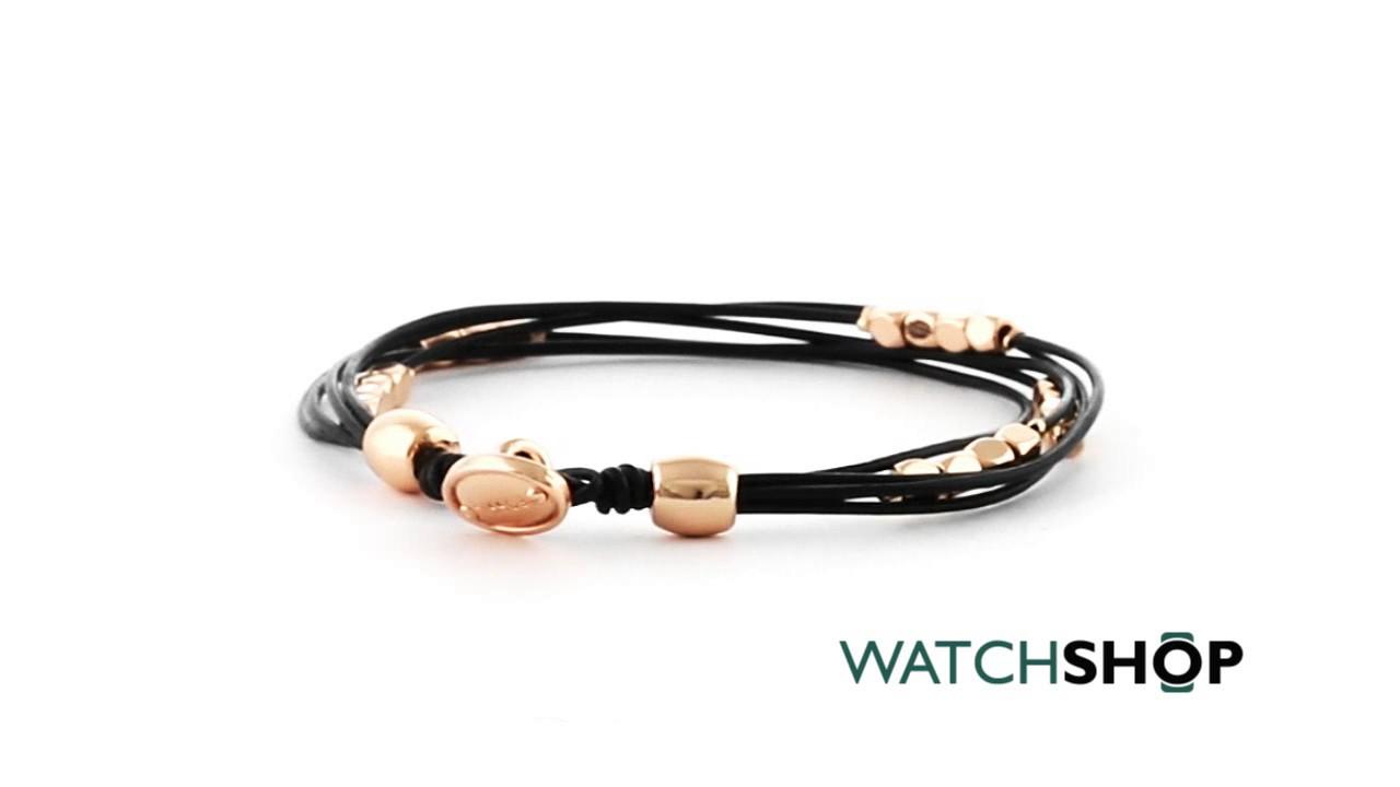 Fossil Women's Brown Bracelet JA6260791 g7fHKsmp