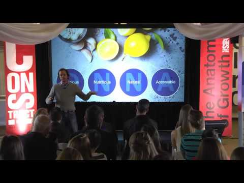 Peter McGuinness, Chobani -  Expanding Beyond the Yogurt Category