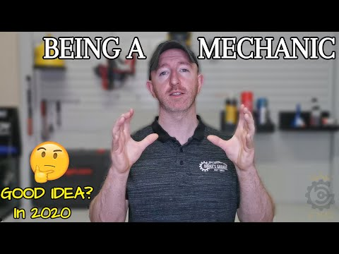 Mechanic In 2020 - Is It A Good Career Choice?