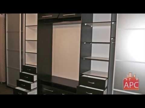 Шкафы купе в гостиной под заказ
