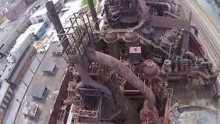 Bethlehem Steel Blast Furnace