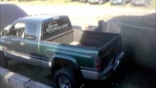 2002 Dodge Cummins on Dyno - 409.6 Horse Power 1025 Foot Pounds Torque