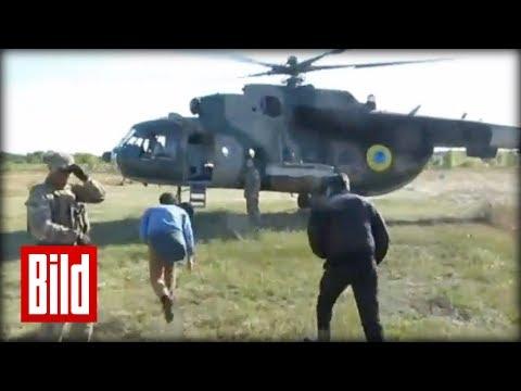 NATO-Tiefflug über der Ostukraine - Aus Angst vor Flugabwehrraketen
