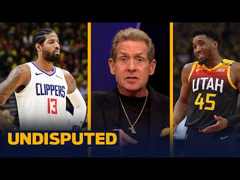 Skip & Shannon predict the winner of Game 6 between the Clippers and Jazz   NBA   UNDISPUTED  