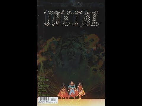 Dark Nights: Metal -- Issue 4 (2017, DC)