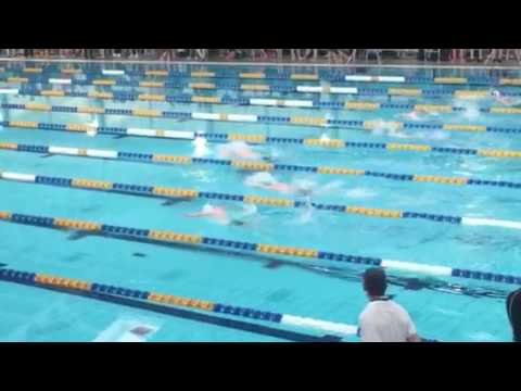 Oliver Smith MASC 50m butterfly