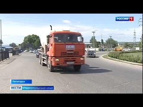 Пропускные пункты на въездах в Пятигорск убрали