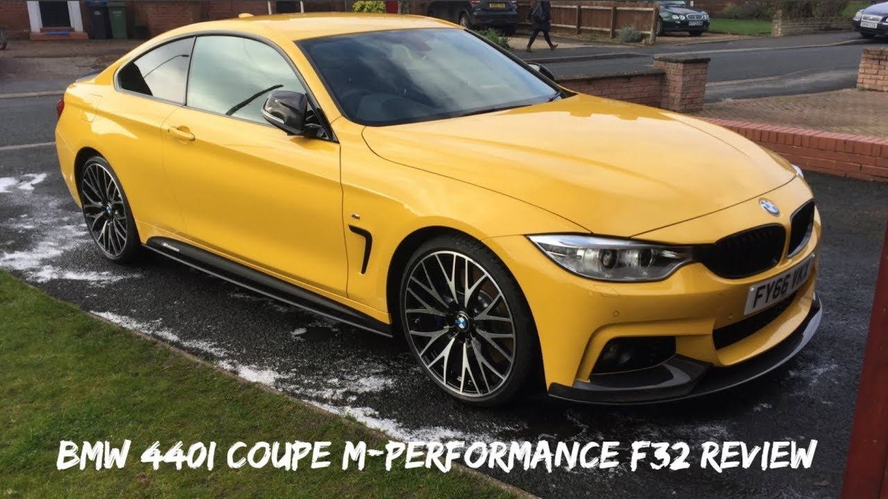 bmw 440i coupe m performance f32 2016 coupe review youtube. Black Bedroom Furniture Sets. Home Design Ideas