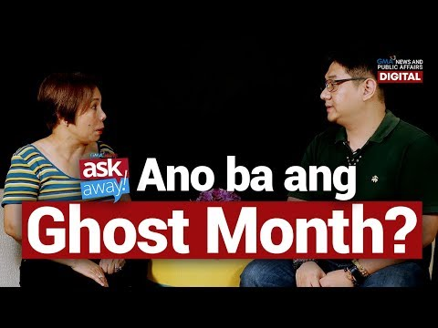 Ask Away: Ghost Month   Replay