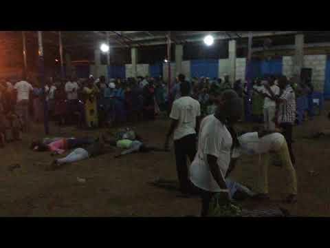 DELIVERANCE HOUR AT SOUL WINNERS GHANA