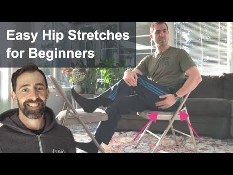 Modified Hip Mobility Routine For Super Stiff People