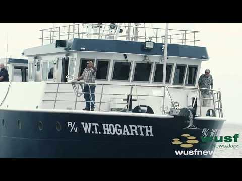 St. Petersburg Welcomes Research Vessel W.T. Hogarth